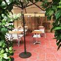 Outdoor Dining Area - <p>Open during warmer months.</p>